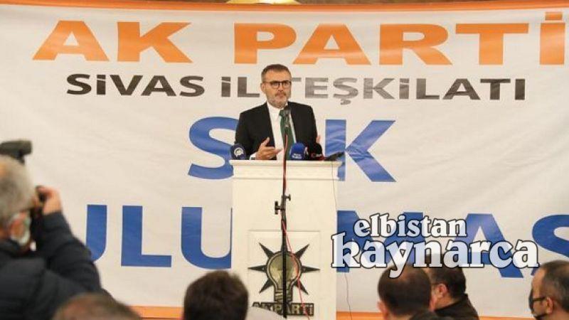 """Mahir Ünal: """"Artık devlet; vatandaşın, milletin devleti"""""""