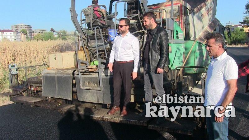 Başkan Gürbüz'den altyapı ve asfalt açıklaması