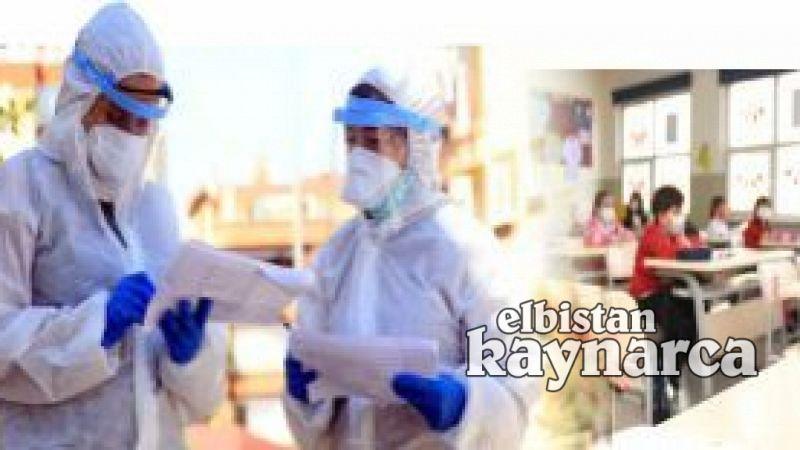 Elbistan'da 30 sınıfa Covid-19 karantinası