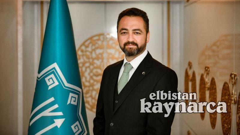 """Başkan Gürbüz: """"Elbistan'da öğrencilerimizin yurt sorunu yok"""""""