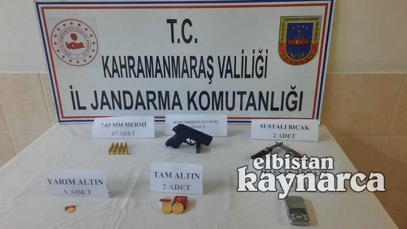 Sahte altın sattıkları iddia edilen şüpheliler yakalandı