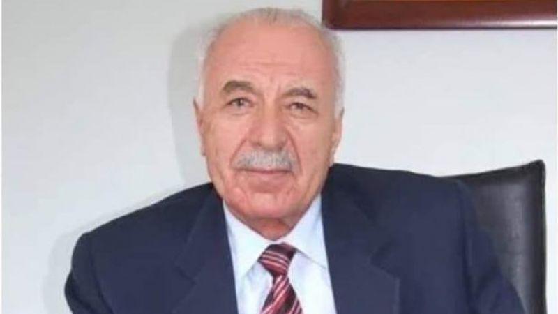 Pankobirlik eski başkanı Halil Aslan hayatını kaybetti