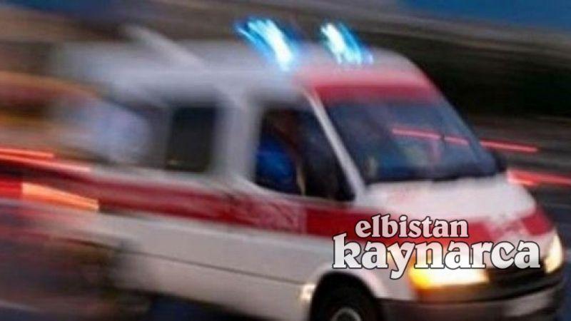 Kazada ağır yaralanan yaşlı adam hayatını kaybetti