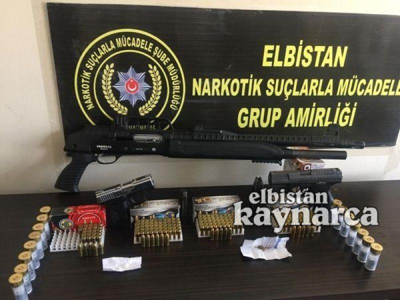 Narkotikten uyuşturucu operasyonu: 3 şüpheli gözaltına alındı
