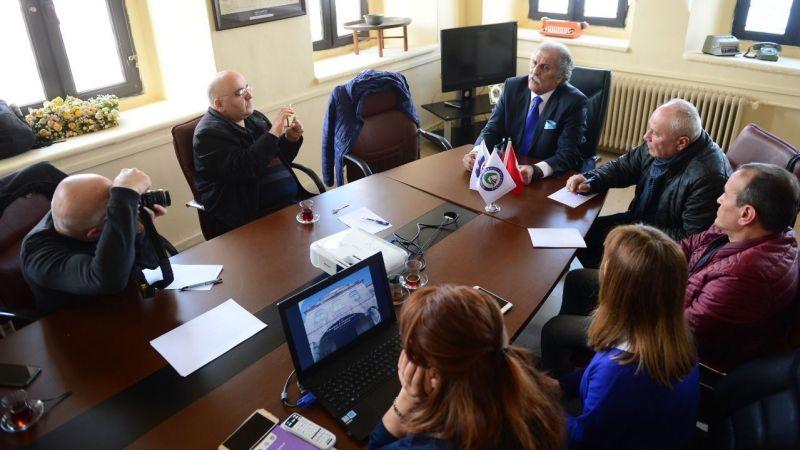 4. Karadeniz'e Kıyısı Olan Ülkeler Sempozyumu Giresun'da yapılacak