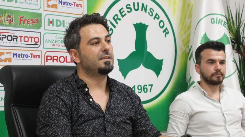 """""""Giresunspor otoparkını ve akaryakıt istasyonunu geri istiyoruz"""""""