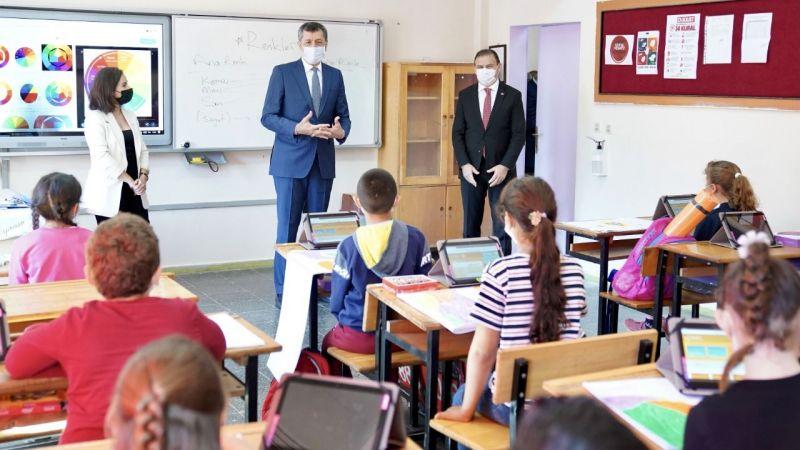 Milli Eğitim Bakanı Selçuk, Giresun'da konuştu
