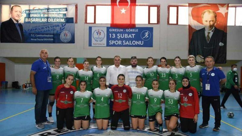 Sivas Belediyespor: 35 - Görele Belediyespor: 45