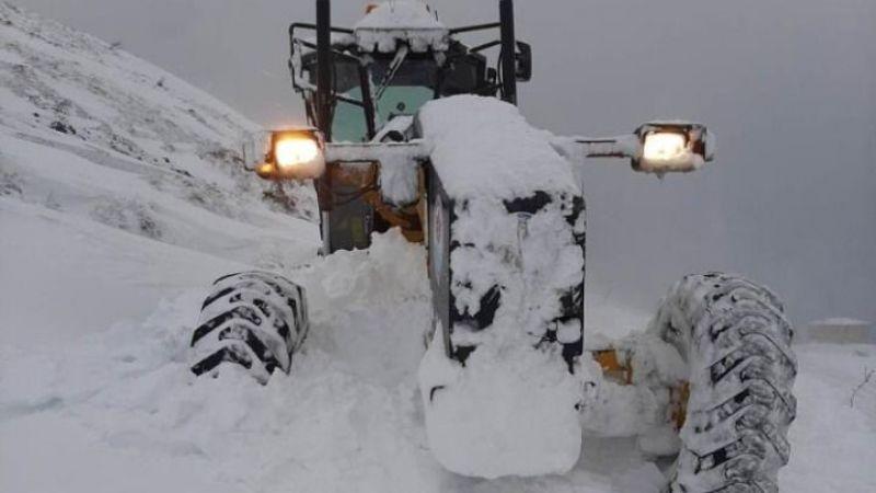 Doğu Karadeniz'de kar esareti