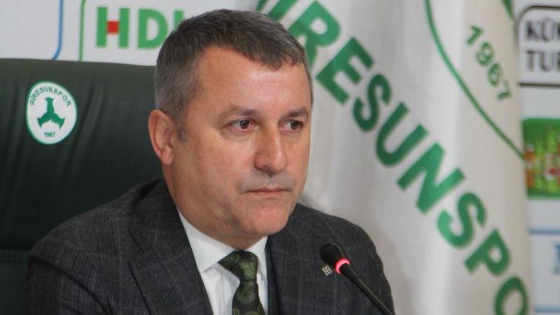 """""""Giresunspor bu sezon bir destan yazıyor"""""""