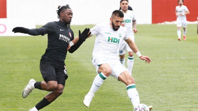 Giresunspor, ligde bu sezon üst üste ikinci kez kaybetti