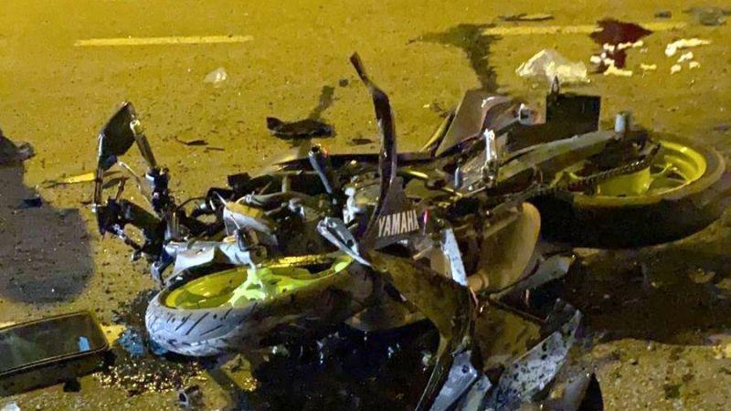 Giresun'da motosiklet ile hafif ticari araç çarpıştı: 3 yaralı