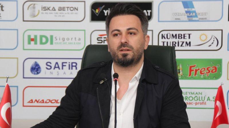 """Taşlı saldırıyı Samsunspor camiasına yıkmayalım"""