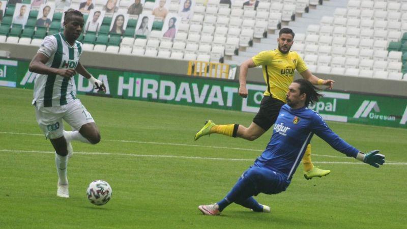 GZT Giresunspor-İstanbulspor maçının ardından