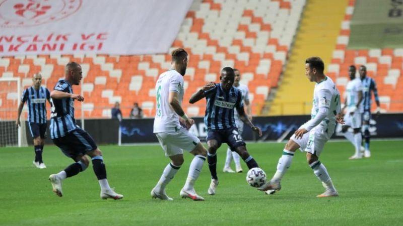 GZT Giresunspor, 4 maçlık yenilmezlik serisini yitirdi