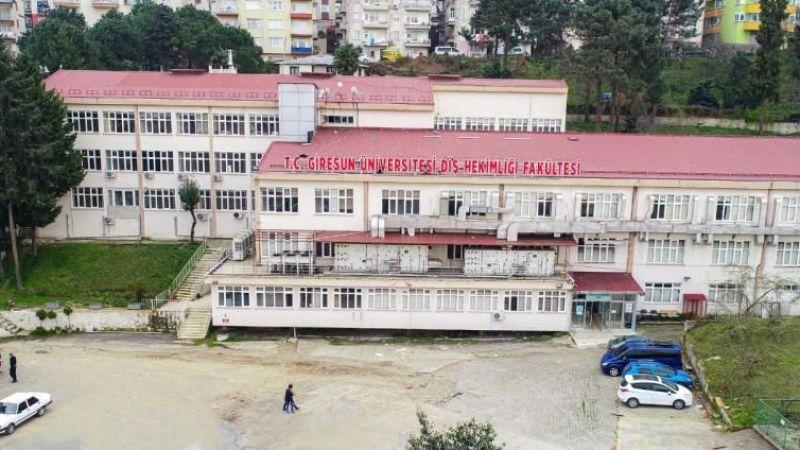 Giresun Üniversitesi Diş Hekimliği Fakültesi eğitime başlıyor
