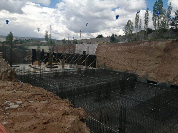 Alucra'da okul ve taziye evinin temeli atıldı