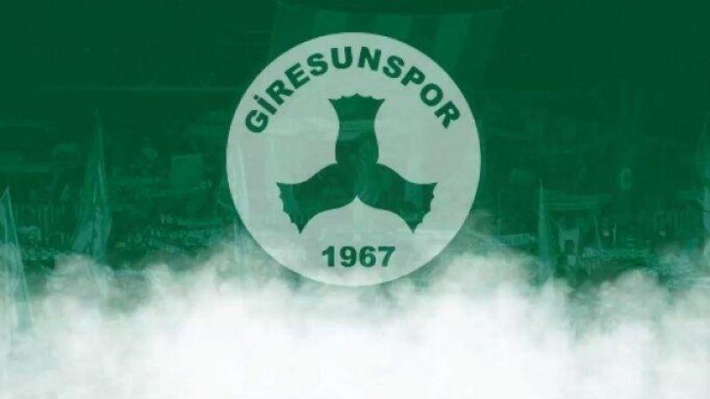 Giresunspor'da olağanüstü genel kurul 10 Temmuz'da yapılacak