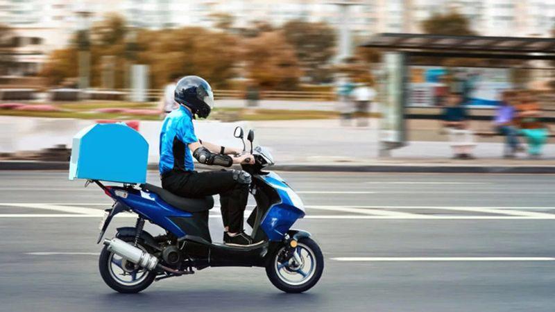 Giresun'da motosiklet sürücülerine bilgilendirme eğitimi verildi