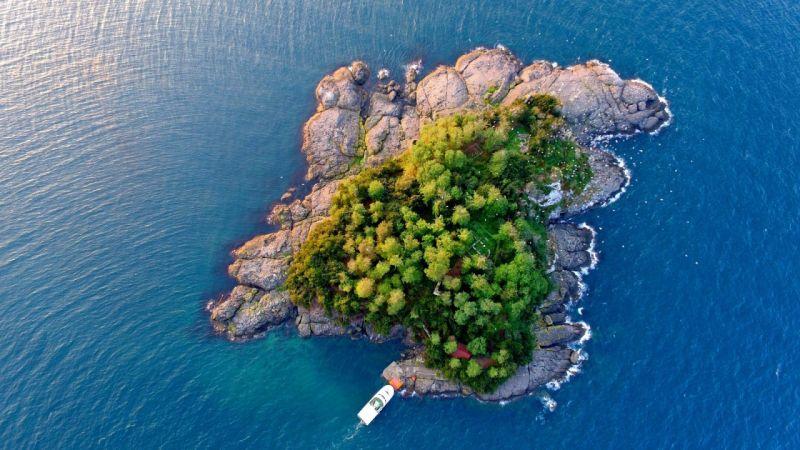 Giresun Adası, ziyaretçilerini ağırlamaya yeniden başladı