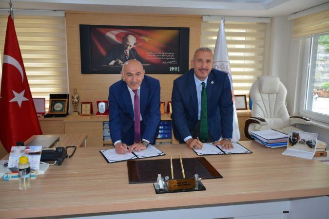 DOKAP'tan Duroğlu'na değer katacak proje