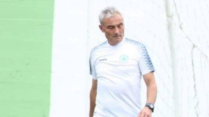 """Giresunspor'da flaş ayrılık! """"Susarak kariyerime son veriyorum"""""""