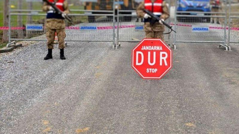 Giresun'da bir mahalleye bağlı iki bölge karantinaya alındı