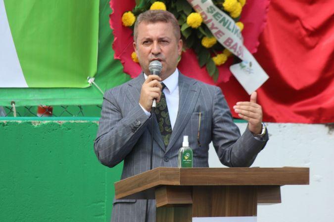 Giresunspor'da olağanüstü genel kurul gerçekleştirildi