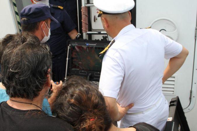Rize'deki sel ve heyelanda kaybolan 2 kişiyi arama çalışmaları sürdü