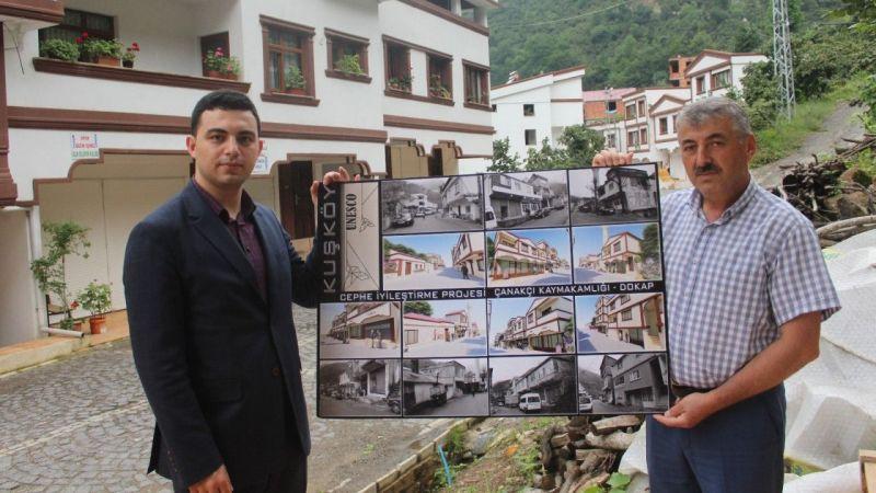 Kuş dilinin kullanıldığı Kuşköy turizme kazandırılıyor