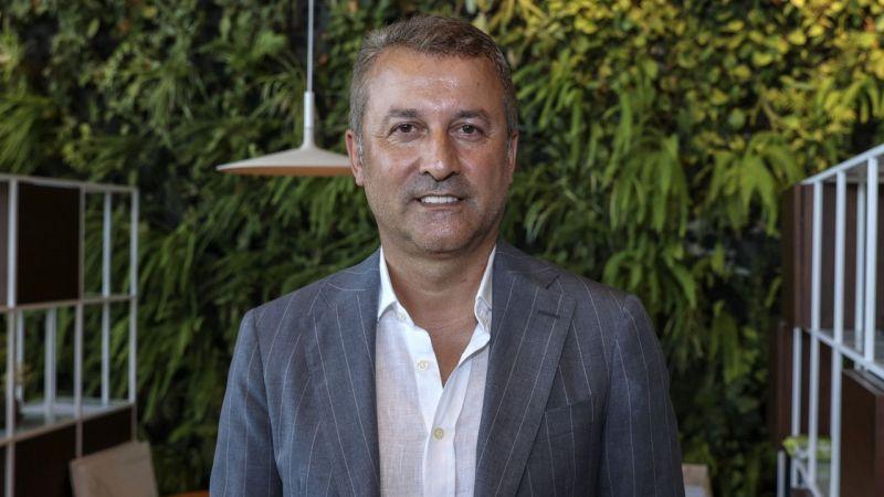 Giresunspor Başkanı Karaahmet'in Süper Lig heyecanı