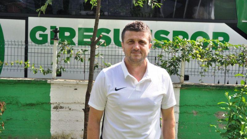 """Hakan Keleş: """"Giresunlular, sadece Giresunspor'u tutmalılar"""""""