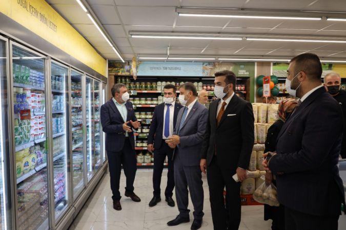 Türkiye Tarım Kredi Kooperatif Marketin 400. şubesi Giresun'da açıldı