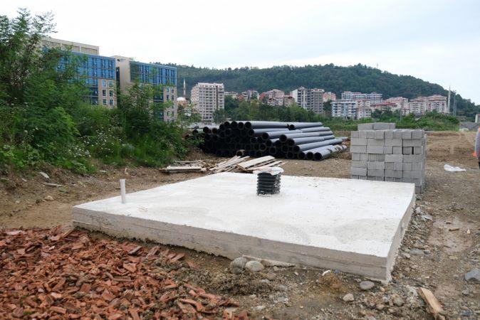 Giresun Belediyesi yeni su kuyularını devreye alıyor