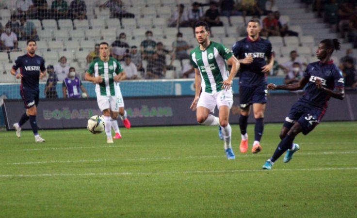 GZT Giresunspor: 0 - Trabzonspor: 1