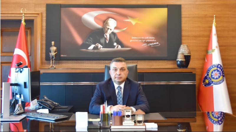 Giresun Emniyet Müdürü Saruhan Kızılay, samimi konuştu