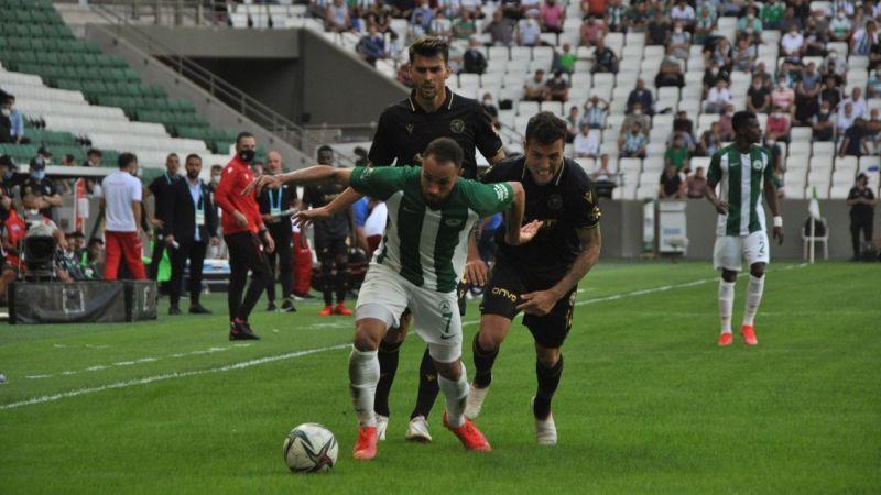 GZT Giresunspor 0 - 0 İttifak Holding Konyaspor (MAÇ SONUCU)