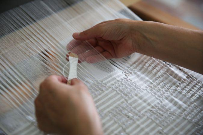 Coğrafi işaret tescilli Tamzara dokuması marka olma yolunda