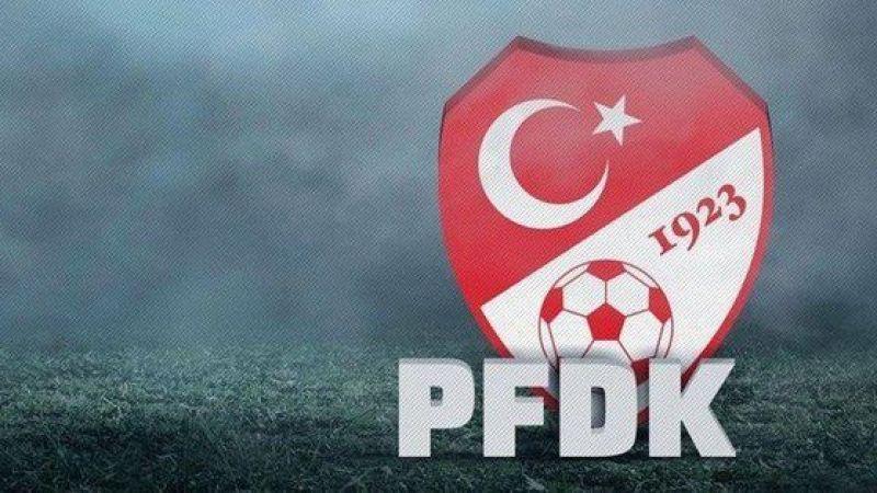 Giresunspor PFDK'ya sevk edildi