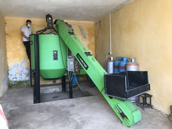 Fındığı kurutmak için makineli sisteme geçiş önerisi