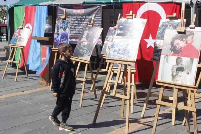 Karabağ Zaferinin yıl dönümü Giresun'da düzenlenen etkinlikle anıldı