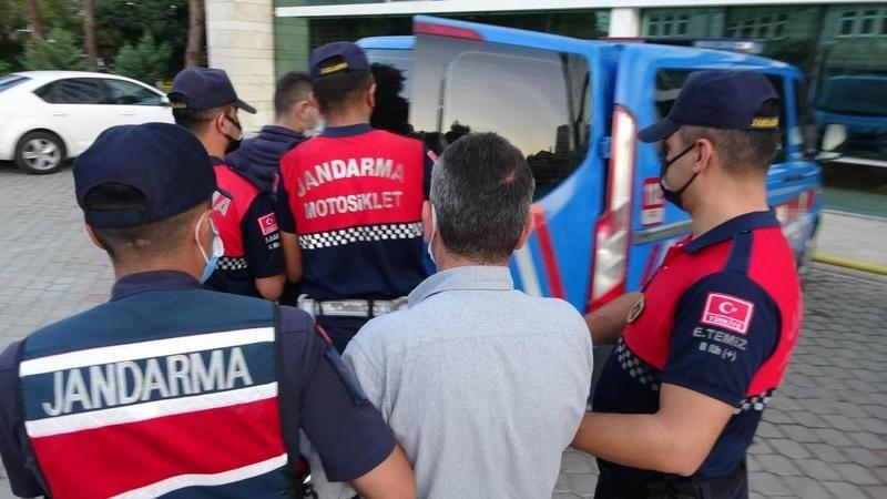 Arazi anlaşmazlığı cinayetinde baba-oğul tutuklandı