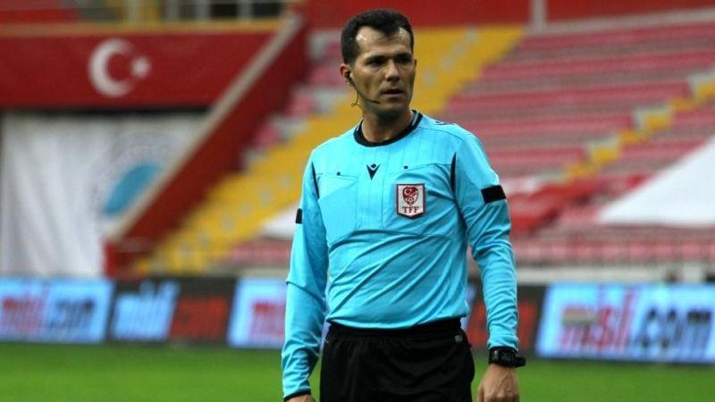 Göztepe - GZT Giresunspor maçının hakemi belli oldu