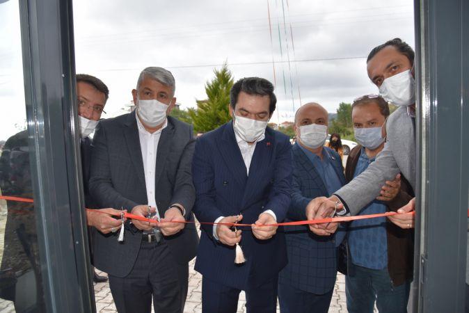 Espiye'de Eğitim Kültür ve Sanat Derneği yeni hizmet binası açıldı