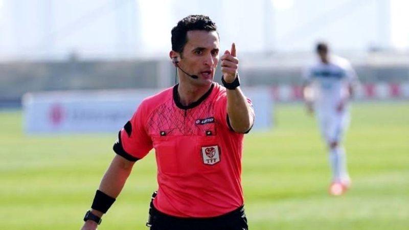 GZT Giresunspor - Çaykur Rizespor maçı hakemi belli oldu