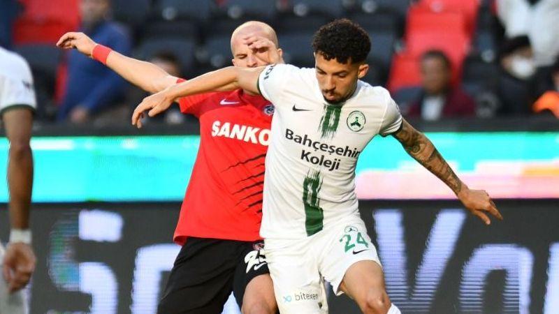 GZT Giresunspor'da yenilmezlik serisi 4 maça çıktı