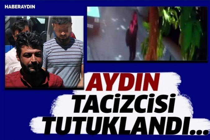 Motosikletli tacizci tutuklandı