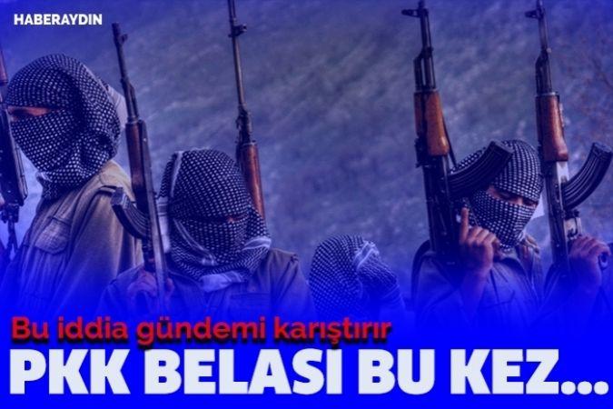 'PKK Akdeniz'de' iddiası