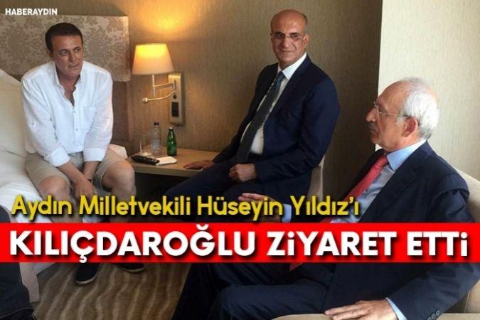 Kılıçdaroğlu'ndan Milletvekili Yıldız'a ziyaret