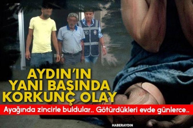 İzmir'de eve kapattıkları genç kıza günlerce tecavüz ettiler